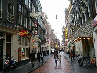 Cheap Amsterdam Travel Christopher Luty Amsterdam