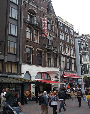 Manofa Hotel Amsterdam Cheap Hotel
