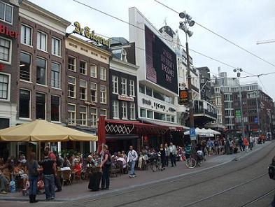 City Hotel Rembrandt Square Amsterdam