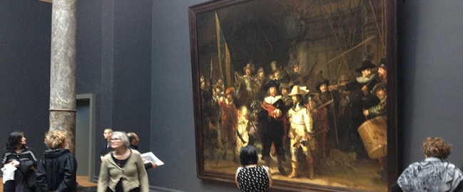 Nightwatch from Rembrandt