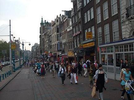 Hotels In Damrak Amsterdam