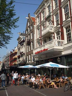 Leidse Square Amsterdam