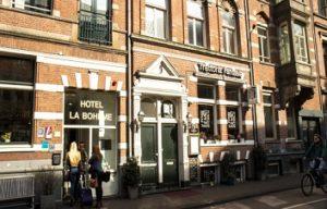 hotel La Boheme in Amsterdam