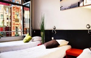 room hotel La Boheme