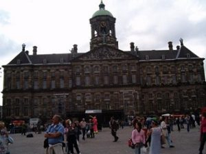 Royal Palace at Dam Square